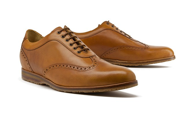 Casual Brogue No. 1